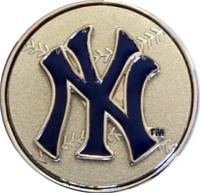 Boucle de ceinture Baseball New York Yankees Spinner
