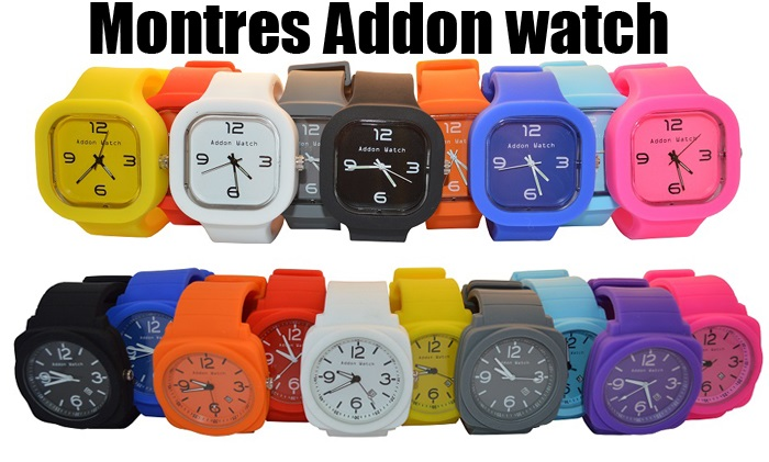 Montres Addon watch